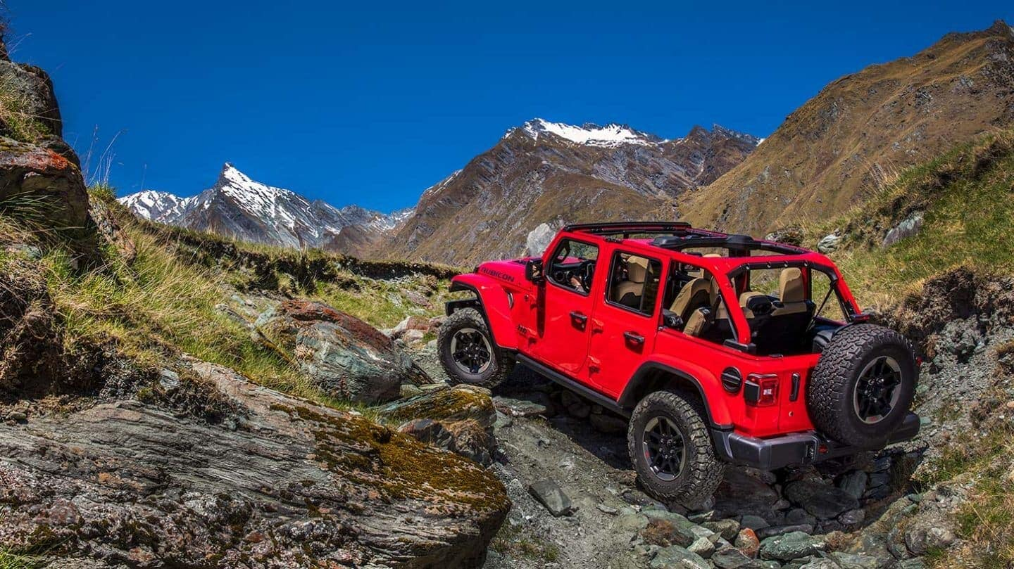 Three-Event Series Offers $100,000 Prize Purse and 2 Jeep Wrangler Xs and More